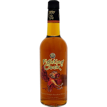 Fighting Cock Kentucky Straight Bourbon Whiskey