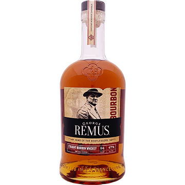 George Remus Bourbon Whiskey