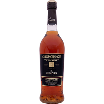Glenmorangie The Quinta Ruban 12 Year Old Single Malt Scotch Whiskey