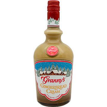 Granny's Gingerbread Cream Liqueur