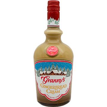 Granny's Gingerbread Cream Liqueur