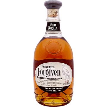 Wild Turkey Forgiven Batch No. 303 Blended Whiskey