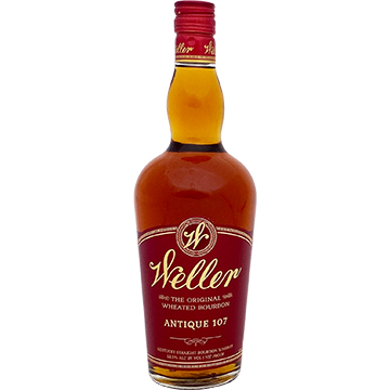 W. L. Weller Antique 107 Proof Wheated Bourbon Whiskey