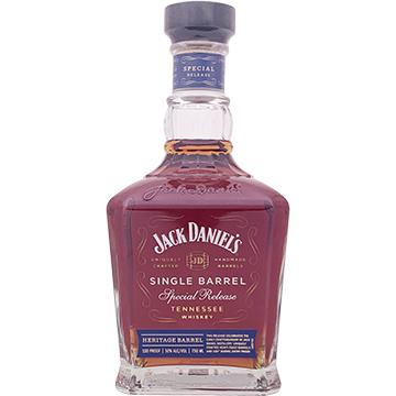 Jack Daniel's Single Barrel Heritage Barrel Tennessee Whiskey