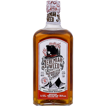 Jeremiah Weed Cinnamon Whiskey