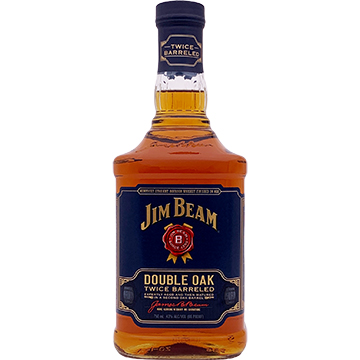 Jim Beam Double Oak Twice Barreled Bourbon Whiskey