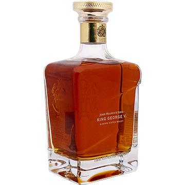 John Walker & Sons King George V Blended Scotch Whiskey