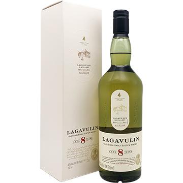 Lagavulin 8 Year Old Single Malt Scotch Whiskey