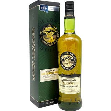Loch Lomond Original Single Malt Scotch Whiskey