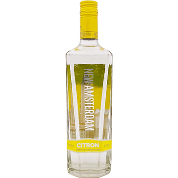 New Amsterdam Citron Vodka