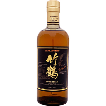 Nikka Taketsuru Pure Malt Whiskey