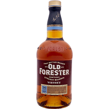 Old Forester 86 Proof Bourbon Whiskey