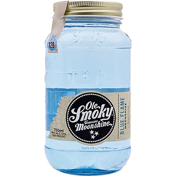 Ole Smoky Blue Flame Moonshine Tennessee Whiskey