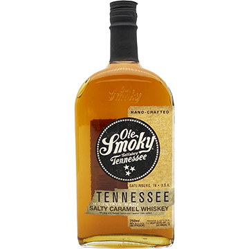 Ole Smoky Salty Caramel Tennessee Whiskey