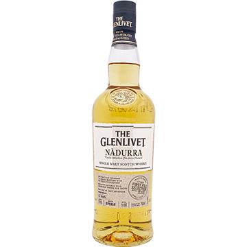 The Glenlivet Nadurra First Fill Selection Single Malt Scotch Whiskey