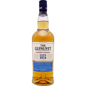 The Glenlivet Founder's Reserve Single Malt Scotch Whiskey