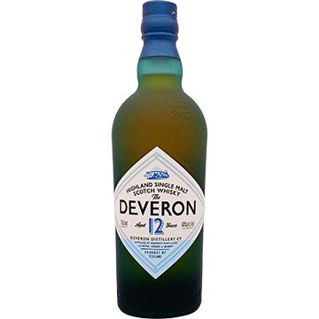The Deveron 12 Year Old Highland Single Malt Scotch Whiskey