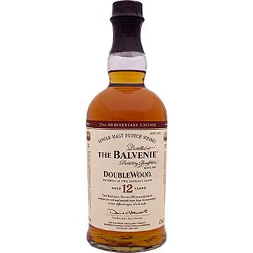 The Balvenie Doublewood 12 Year Old Single Malt Scotch Whiskey