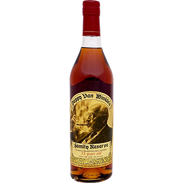Pappy Van Winkle's 15 Year Old Family Reserve Kentucky Straight Bourbon Whiskey