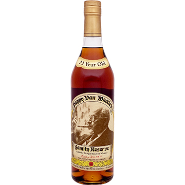 Pappy Van Winkle's 23 Year Old Family Reserve Kentucky Straight Bourbon Whiskey