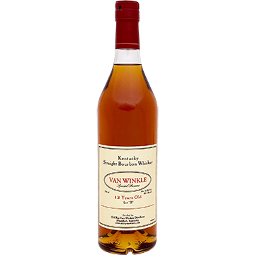 Van Winkle 12 Year Old Special Reserve Kentucky Straight Bourbon Whiskey