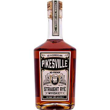 Pikesville 110 Proof Straight Rye Whiskey