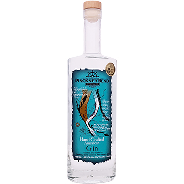 Pinckney Bend Hand Crafted American Gin