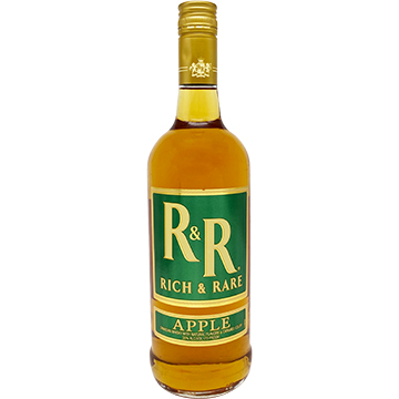 Rich & Rare Apple Whiskey