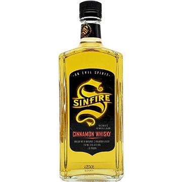 Sinfire Cinnamon Whiskey