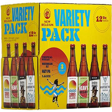 New Belgium Variety Pack
