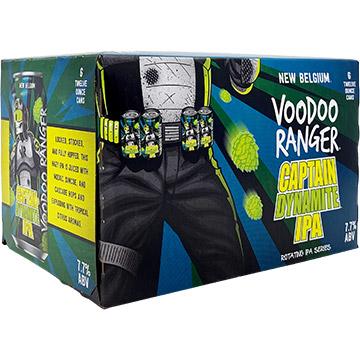 New Belgium Voodoo Ranger Captain Dynamite IPA