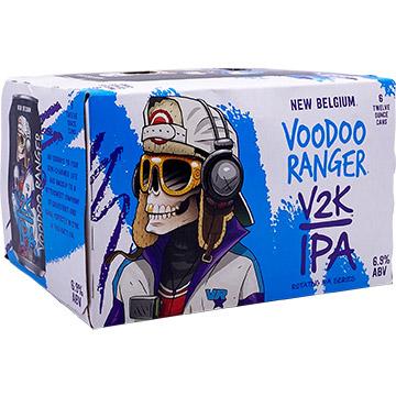 New Belgium Voodoo Ranger V2K IPA