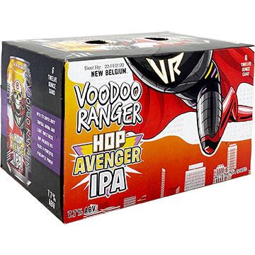 New Belgium Voodoo Ranger Hop Avenger IPA
