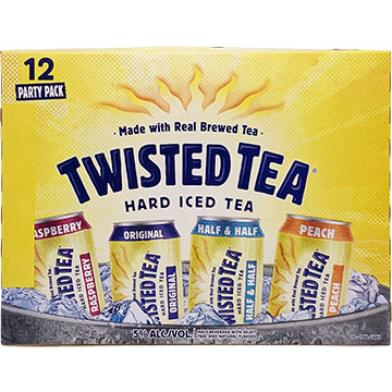 Twisted Tea Mixed Pack