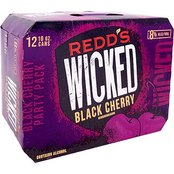 REDD's Wicked Black Cherry