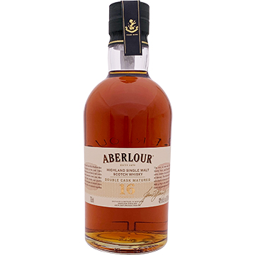 Aberlour 16 Year Old Single Malt Scotch Whiskey