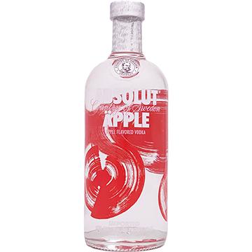 Absolut Orient Apple Vodka