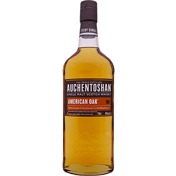 Auchentoshan American Oak Single Malt Scotch Whiskey