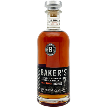 Baker's 7 Year Old Single Barrel Bourbon