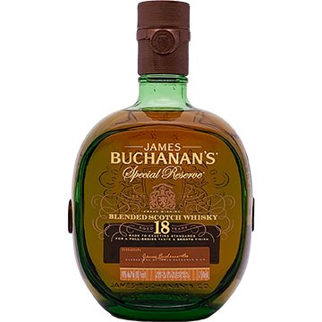 Buchanan's 18 Year Old Special Reserve Blended Scotch Whiskey