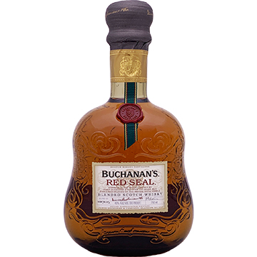 Buchanan's Red Seal Blended Scotch Whiskey