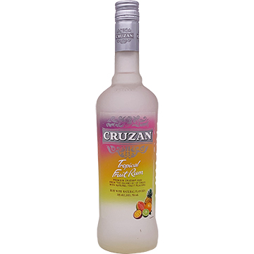 Cruzan Tropical Fruit Rum
