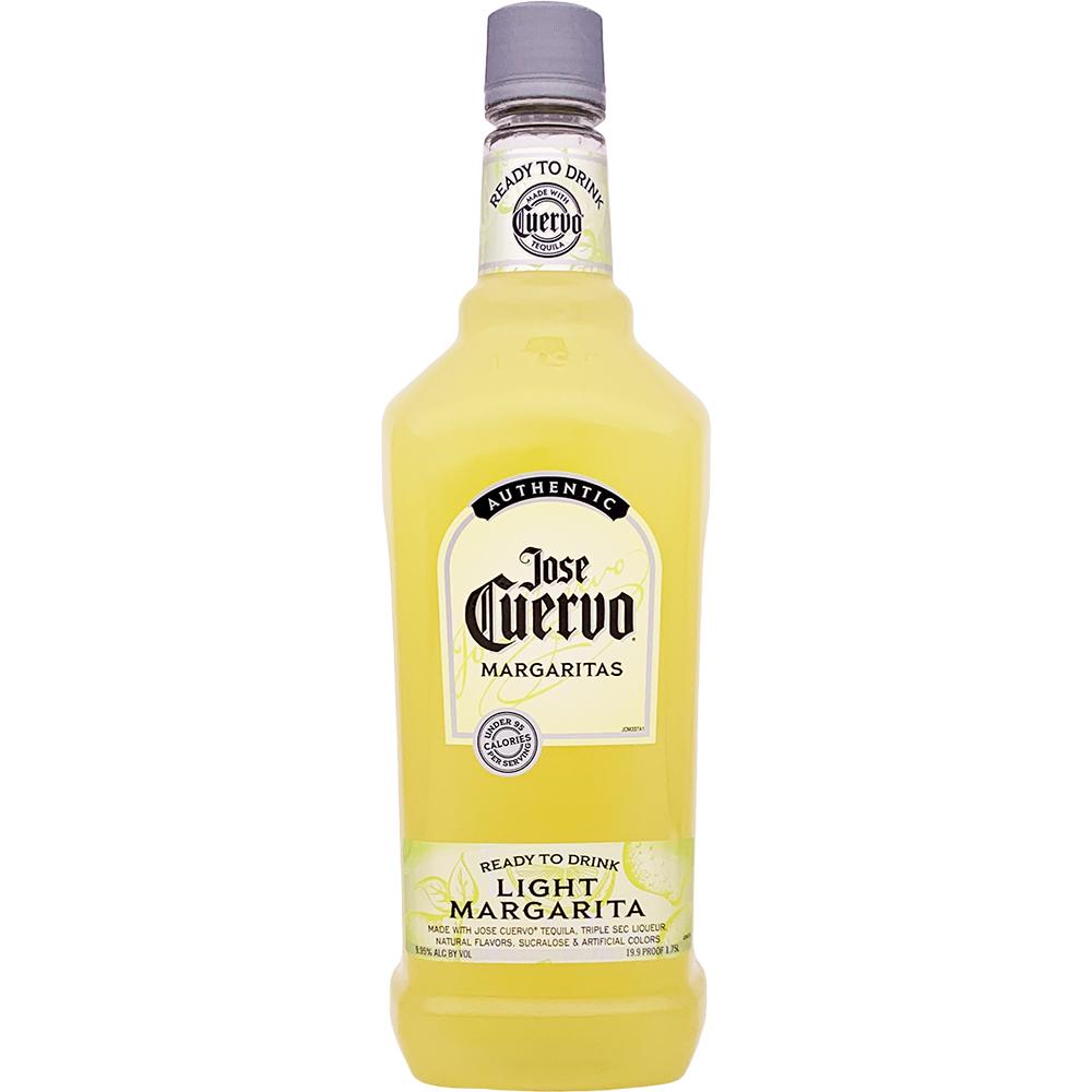 Jose Cuervo Authentic Light Lime Margarita 1.75L Bottle