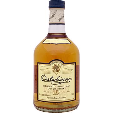 Dalwhinnie 15 Year Old Single Malt Scotch Whiskey