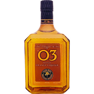DeKuyper 03 Premium Orange Liqueur