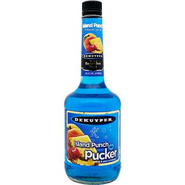 DeKuyper Island Punch Pucker Schnapps Liqueur