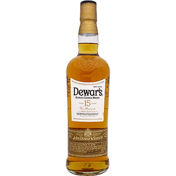 Dewar's 15 Year Old Blended Scotch Whiskey