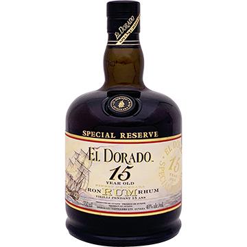 El Dorado 15 Year Old Special Reserve Rum