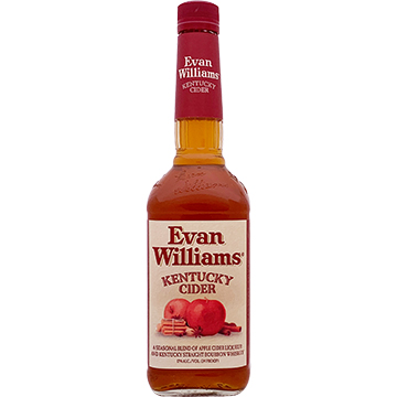 Evan Williams Kentucky Cider Liqueur