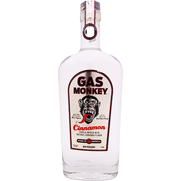 Gas Monkey Cinnamon Tequila